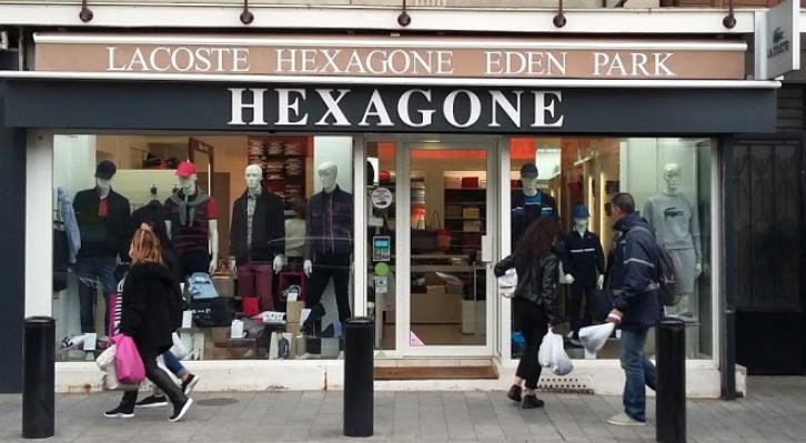 Hexagone Paris Chic
