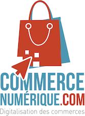 logo commerce numérique